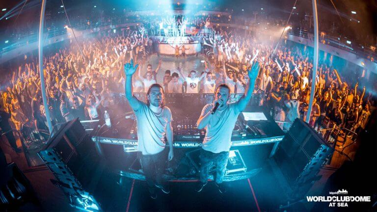 Read more about the article Leinen los! Auf der BigCityBeats WORLD CLUB DOME Cruise Edition 2019