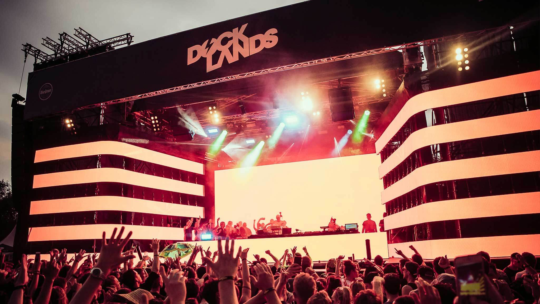 Docklands Festival 2019 – Jubiläums Edition