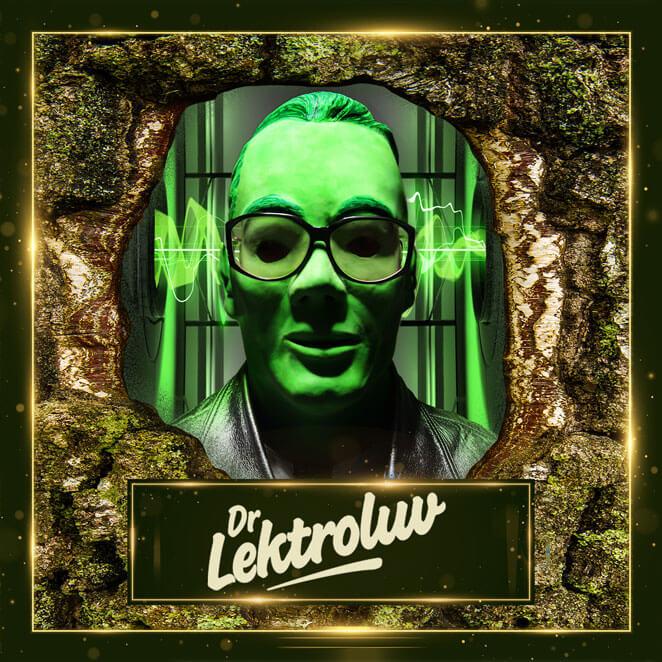 Dr.Lektroluv Neverland Festival Artist