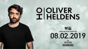 AIRBEAT ONE Festival holt Oliver Heldens ins Docks