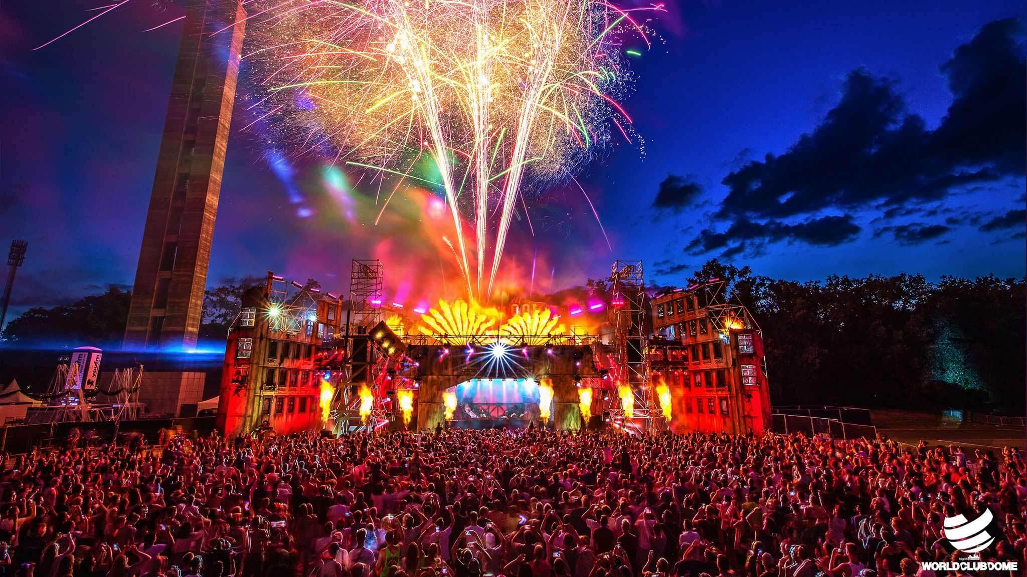 BigCityBeats WORLD CLUB DOME 2019 – Erste Headliner der Zombie Stage