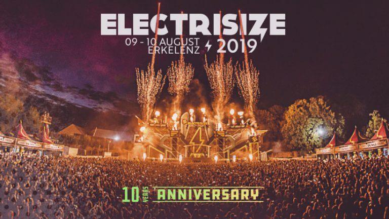 Electrisize Festival 2019 – die Jubiläumsausgabe