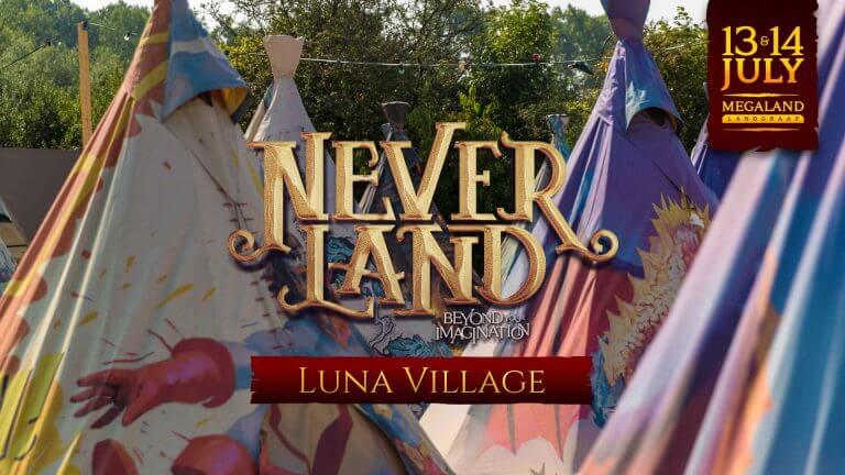Camping beim Neverland 2019! Luna Village jetzt verfügbar