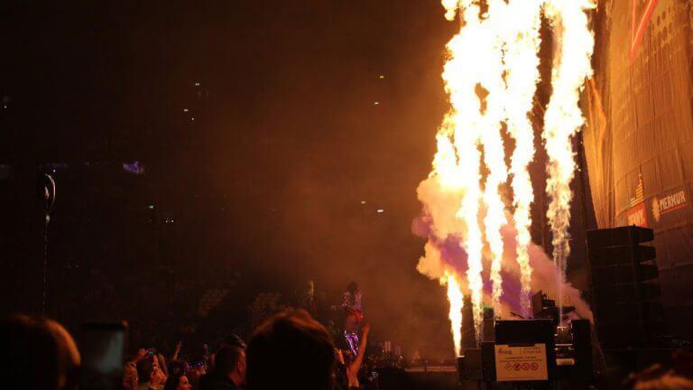 Blümchen feiert Comeback beim 90er live Event