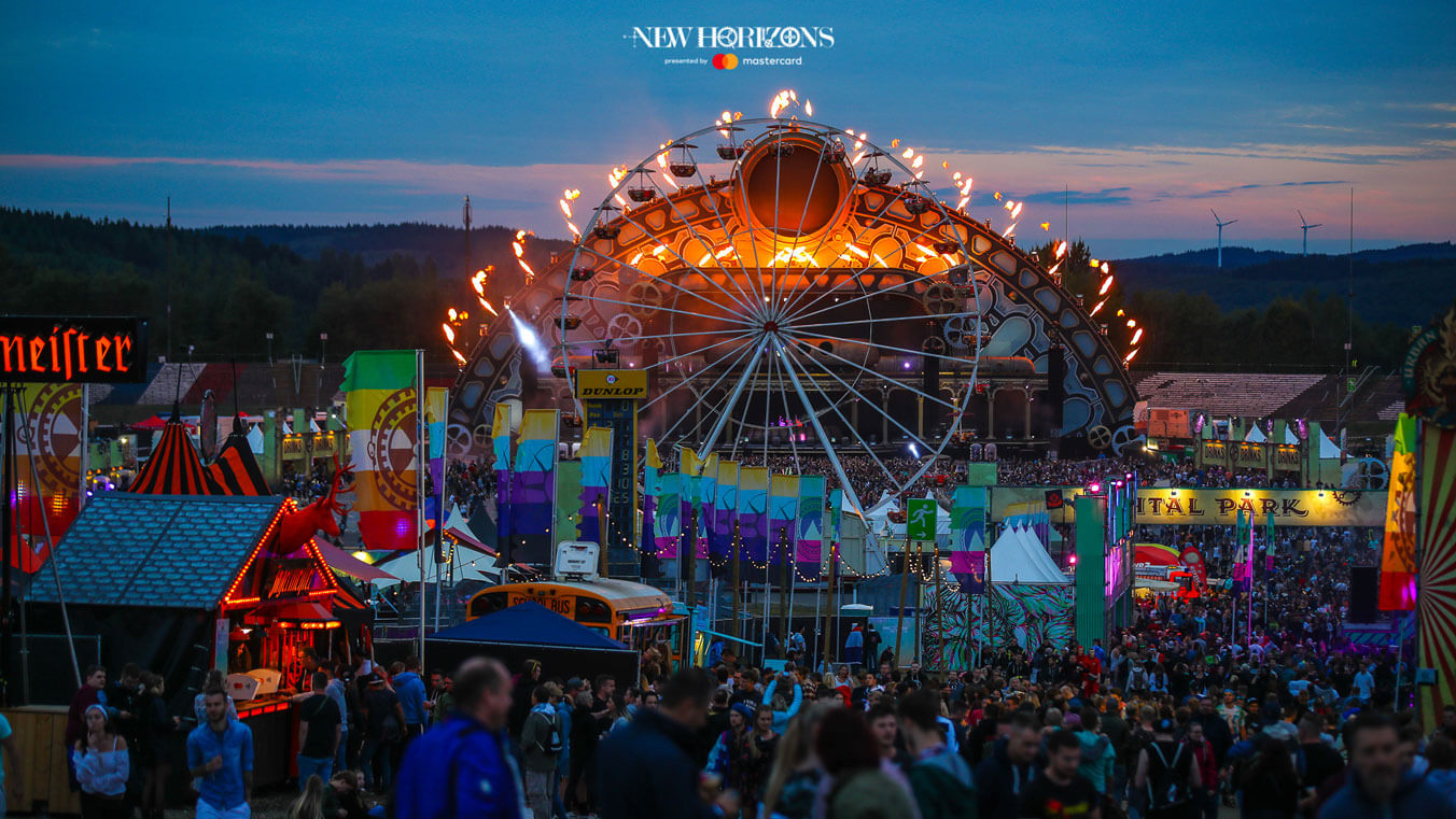 Finale Line-Up Phase des New Horizons!
