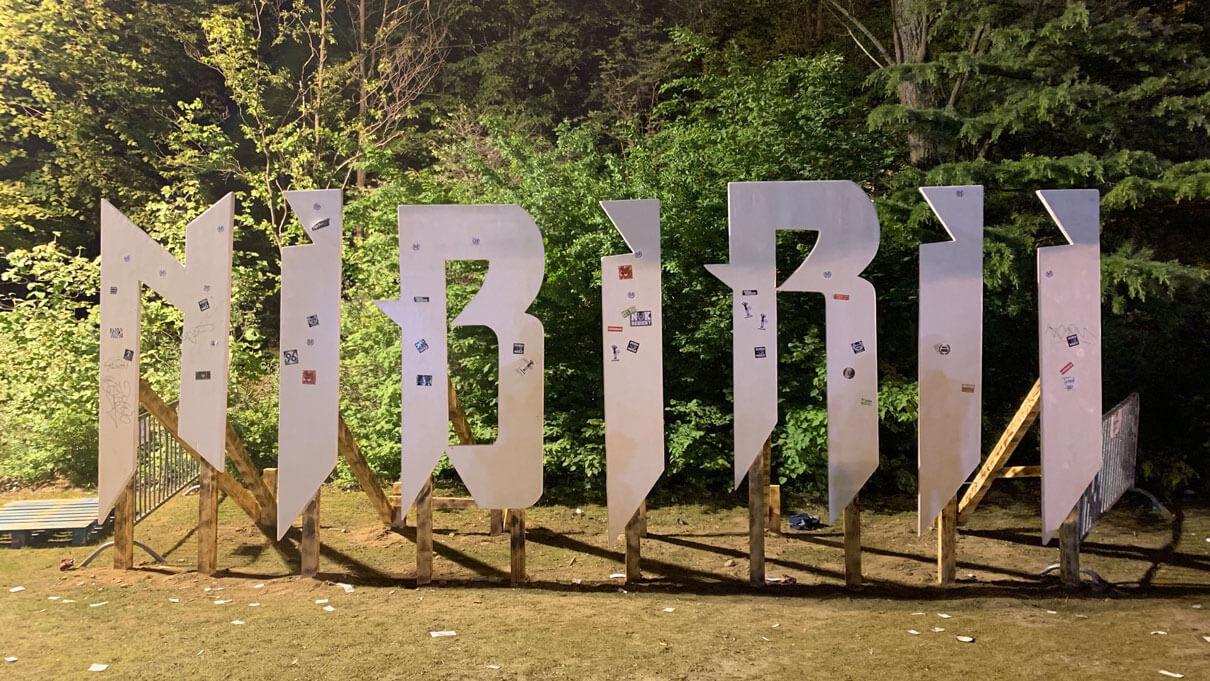 Sommerfeeling beim Nibirii Festival 2019
