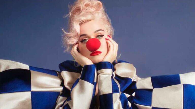 Katy Perry spielt Set auf Tomorrowland Around The World Mainstage
