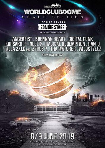 World Club Dome Zombie Stage 2019